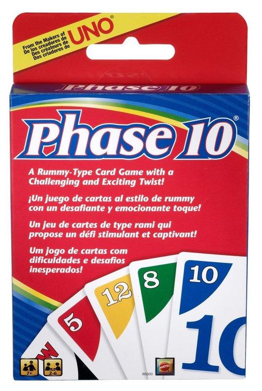 Phase 10 WГјrfel