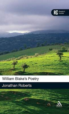 William Blake's Poetry by Jonathan Roberts image