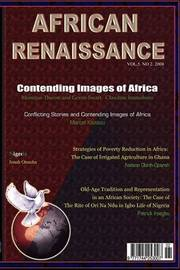 Contending Images of Africa (African Renaissance Vol 5 No 2) image