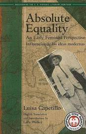 Absolute Equality by Luisa Capetillo