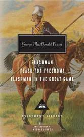 Flashman, Flash for Freedom!, Flashman in the Great Game by George MacDonald Fraser image