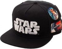 Star Wars: Colour Omni Patch - Snapback Cap