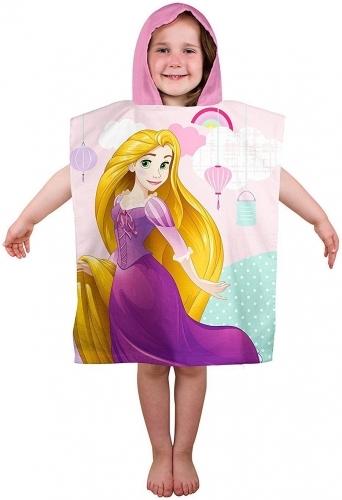 Disney Princess Hooded Poncho