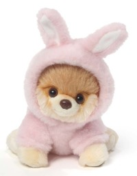Itty Bitty Boo - Bunny Boo Plush