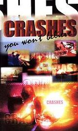 Crashes You Won't Believe! on DVD