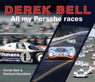 Derek Bell by Richard Heseltine