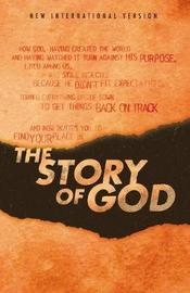 NIV, The Story of God, Paperback by Zondervan