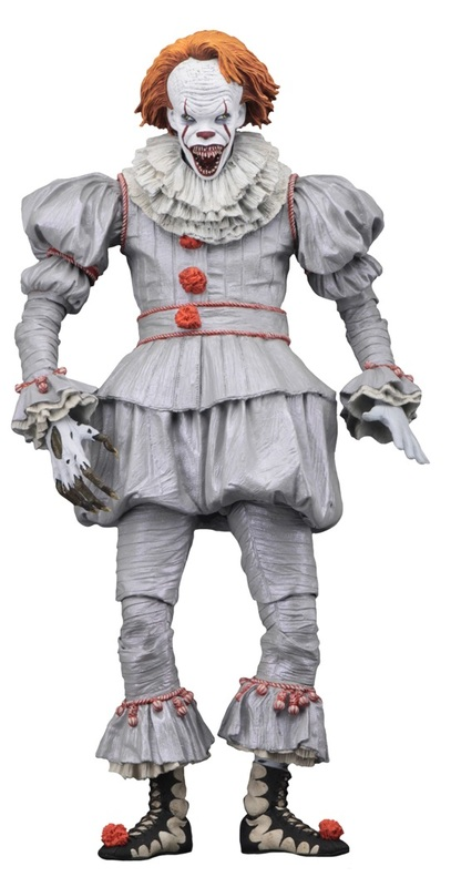 "It (2017): Wellhouse Pennywise - 7"" Ultimate Articulated Figure"