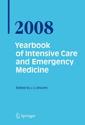 Yearbook of Intensive Care and Emergency Medicine 2008: 2008 image