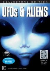 Ufo's & Aliens: Collector's Edition on DVD