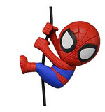Spider-Man Scalers Mini Figure