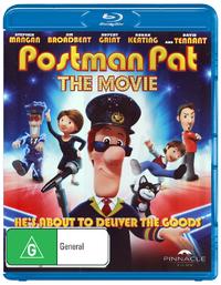 Postman Pat: The Movie on Blu-ray