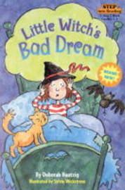 Little Witch's Bad Dream by Deborah Hautzig image