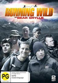 Running Wild With Bear Grylls DVD