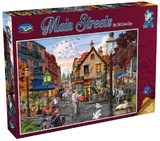 Holdson: 500pce Puzzles - Main Streets Matilda's Dress Shop