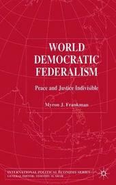 World Democratic Federalism image