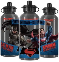DC Comics: Batman VS Superman Drink Bottle