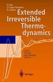 Extended Irreversible Thermodynamics by D Jou