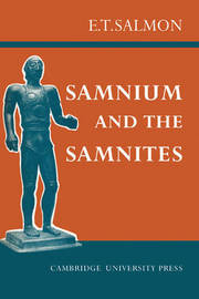Samnium and the Samnites by E.T. Salmon image
