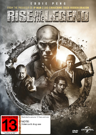 Rise Of The Legend on DVD image