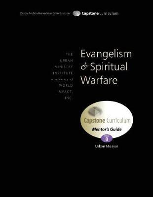 Evangelism and Spiritual Warfare, Mentor's Guide by Don L Davis image