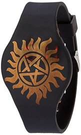 Supernatural: Anti-Possession Pentagram - LED Watch