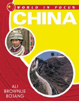 China by Alison Brownlie Bojang