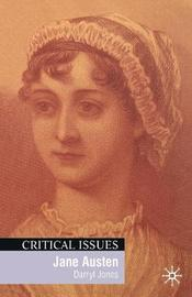 Jane Austen by Darryl Jones image