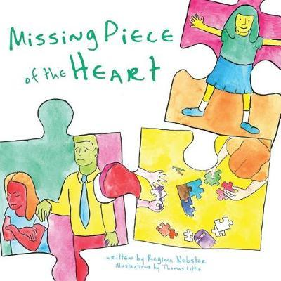 Missing Piece of the Heart by Regina Webster image