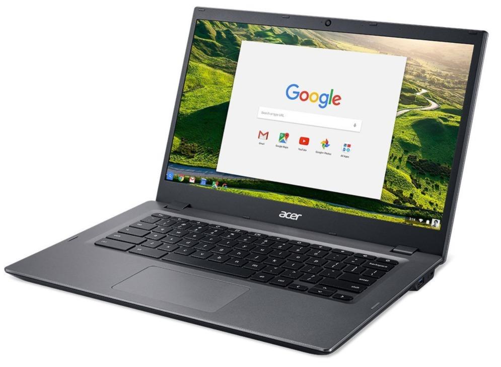 "Acer CP5-471 Chromebook 14"" Intel Celeron 3855U 1.6GHz 4GB image"