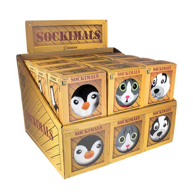 Sockimals - Dalmation image