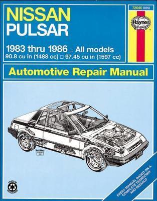 Nissan Pulsar (83 - 86) by A.K. Legg