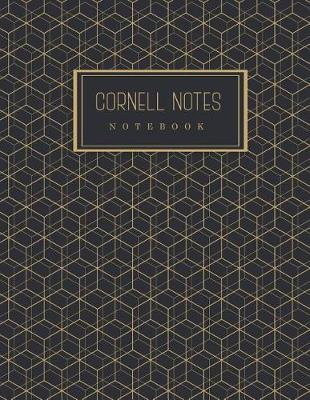 Cornell Notes Notebook by Michelia Creations
