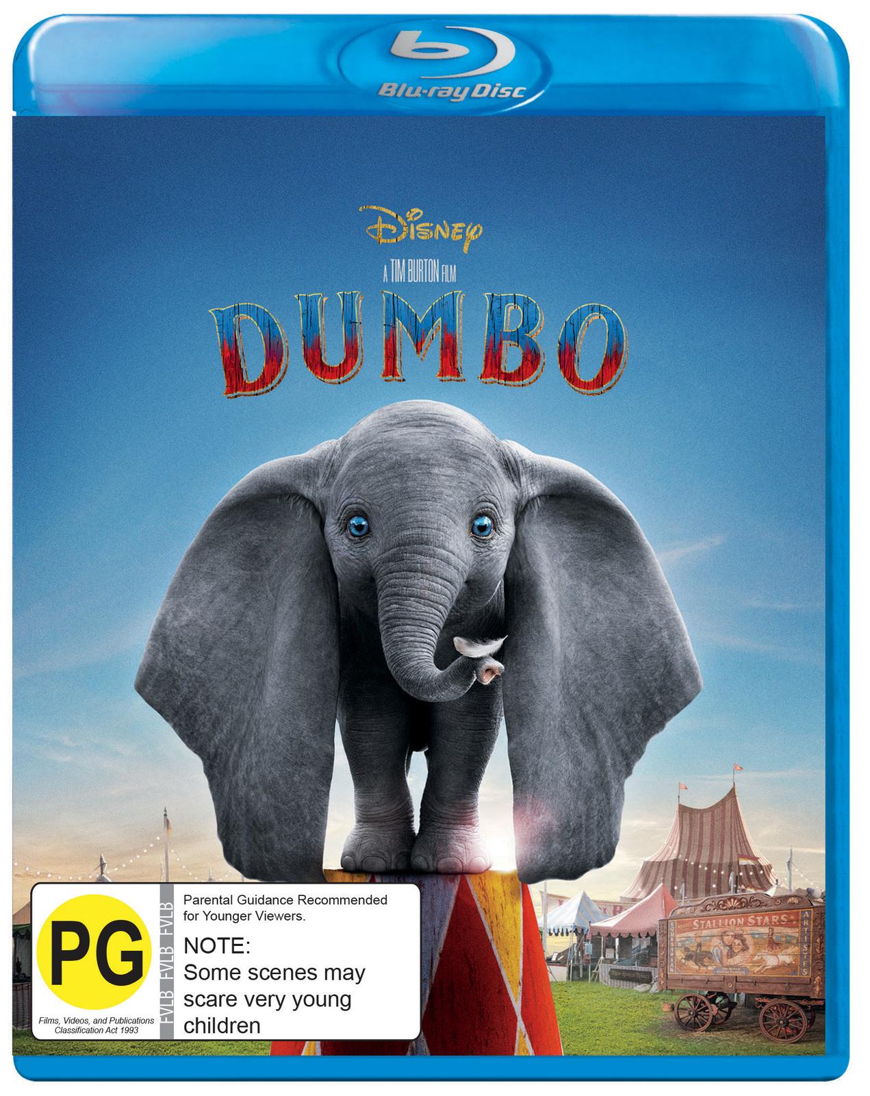 Dumbo (2019) on Blu-ray image