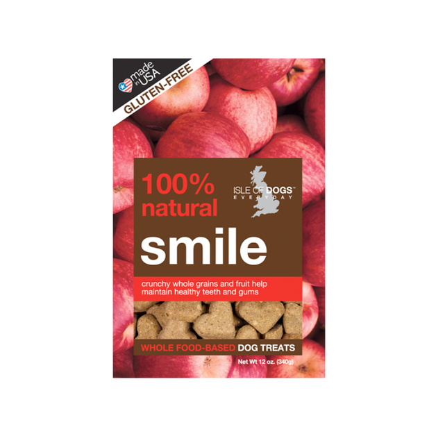 Isle of Dog: Baked Treats - Smile 340g