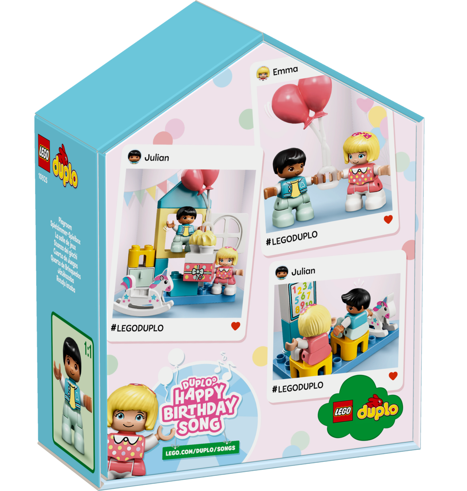 LEGO DUPLO: Playroom - (10925) image
