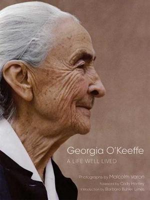 Georgia O'Keeffe by Malcolm Varon