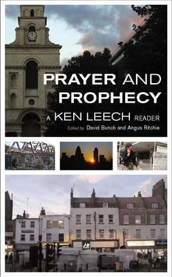 Prayer and Prophecy by Angus Ritchie image