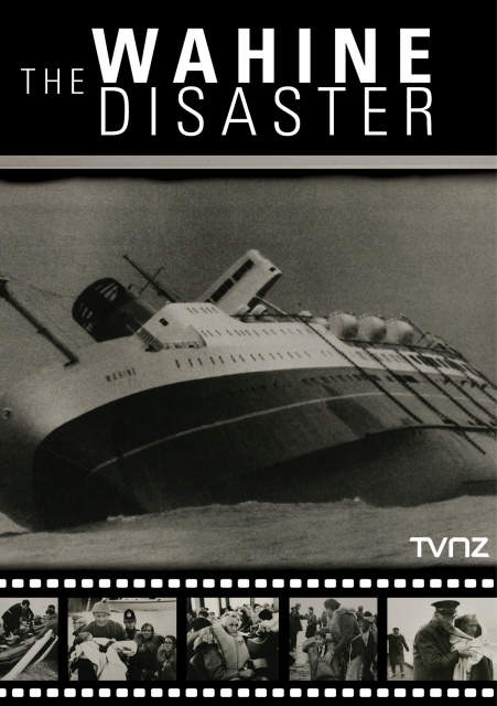 The Wahine Disaster on DVD image