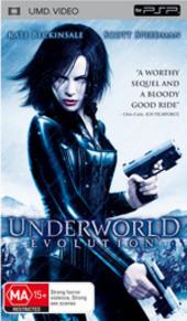 Underworld - Evolution for PSP