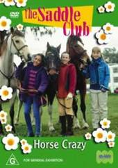 Saddle Club, The - Horse Crazy on DVD
