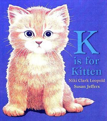 K is for Kitten by Niki Clark Leopold image