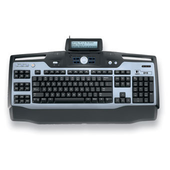 Logitech G15 Gaming Keyboard for