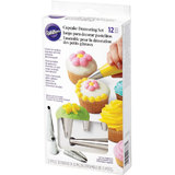 Wilton - 12 Piece Cupcake Decorating Set