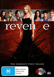 Revenge - The Complete First Season on DVD