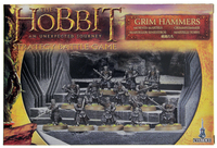 The Hobbit - Grim Hammerers