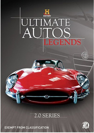Ultimate Autos: Legends - 2.0 Series on DVD