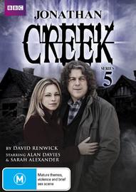 Jonathan Creek: Series 5 on DVD