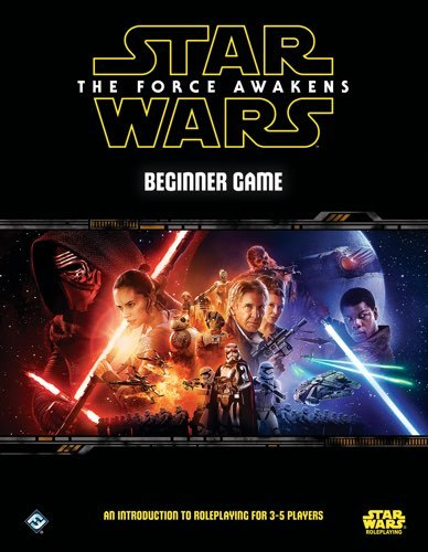 Star Wars: The Force Awakens - Beginner Game