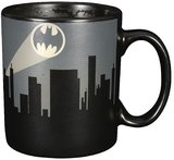 DC Comics: Batman Logo - Heat Change Mug
